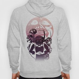 You've met with a terrible fate, haven't you? Hoody