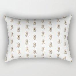Dottie Unleashed! Rectangular Pillow