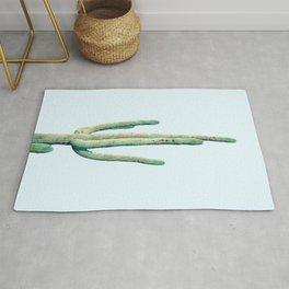 Loner Cactus #society6 #decor #buyart Rug