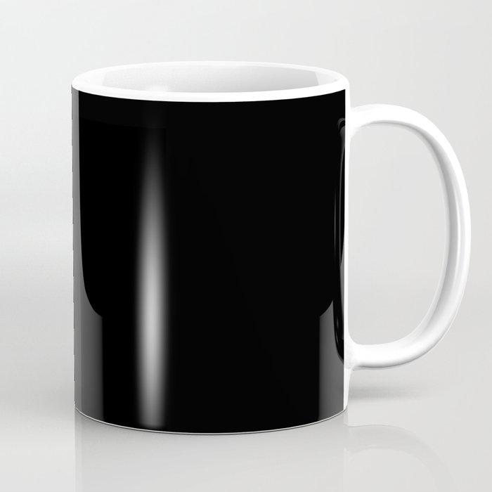 Formation Plain Font Coffee Mug By