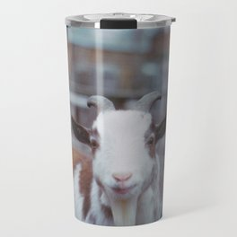 Hello, this is Goat Travel Mug