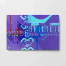 Cracker Jacks Metal Print