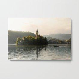 Slovenia III Metal Print