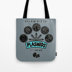 Plasmids Tote Bag
