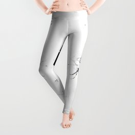 Paper Webbing Leggings