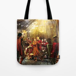 The wailing of the nightingale Tote Bag