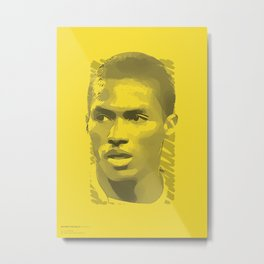 World Cup Edition - Antonio Valencia / Ecuador Metal Print