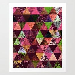 Abstract #936 Art Print