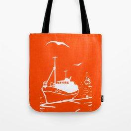 Comrades in Orange Tote Bag