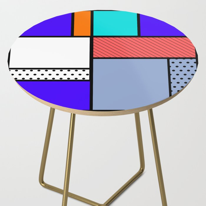 Cube Deco Side Table