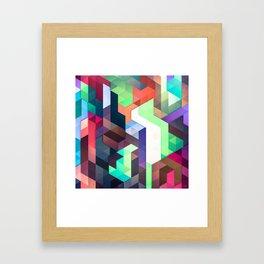 scope 2 (variant) Framed Art Print
