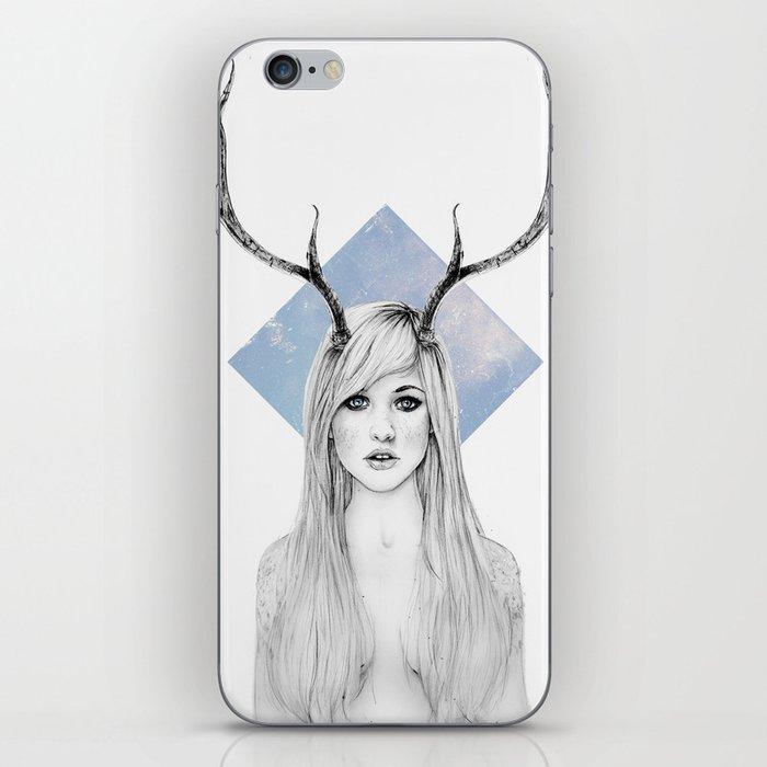 La Belle Degout iPhone Skin