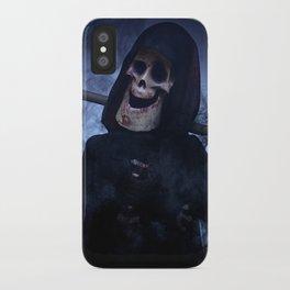 Grim iPhone Case