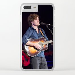 Vance Joy Clear iPhone Case