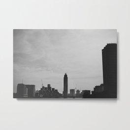 london_8 Metal Print