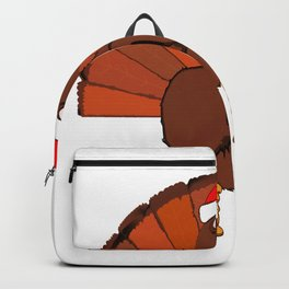 Another Christmas Turkey Backpack