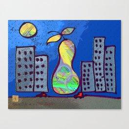 Still Life On A Still Night Canvas Print
