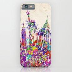 New York New York Slim Case iPhone 6