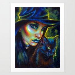 My spirit animal Art Print