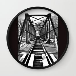 Bridge 4 Wall Clock