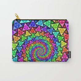 PsycoSpiral Carry-All Pouch