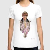 peonies T-shirts featuring Peonies by taetaejojo