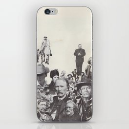 go west young man iPhone Skin