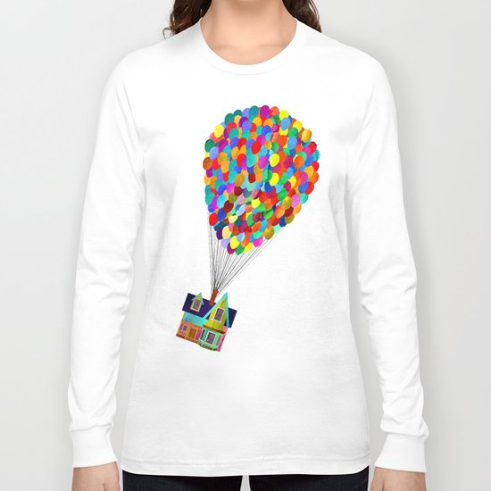 Disney's UP House Long Sleeve T-shirt
