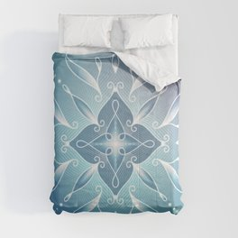 Alpha waves   Deep dream Comforters