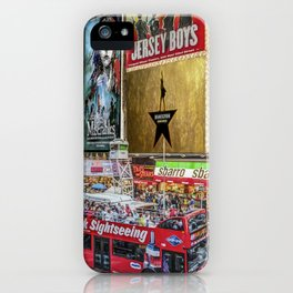Times Square II Special Edition I iPhone Case