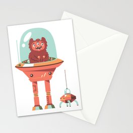 Pet-o-matic Stationery Cards