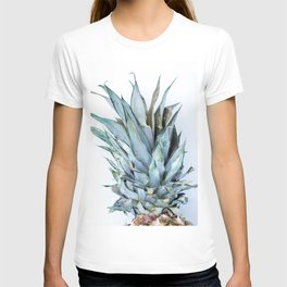 Ananas - Pineapple On A White Background #decor #society6 T-shirt