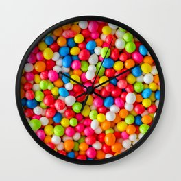 Sugar Rush! Wall Clock