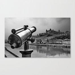 Castle Wuerzburg Canvas Print