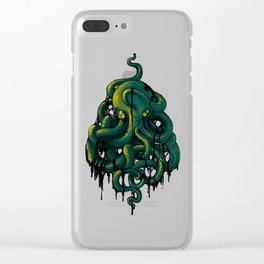Evilpuss Clear iPhone Case