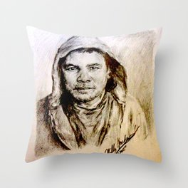 World's Greatest Boxer Throw Pillow