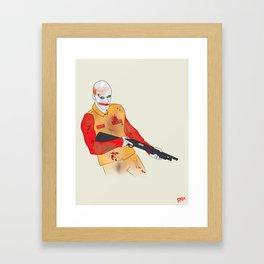 Ronnie I Framed Art Print