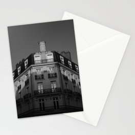 Architecture in the morning Stationery Cards