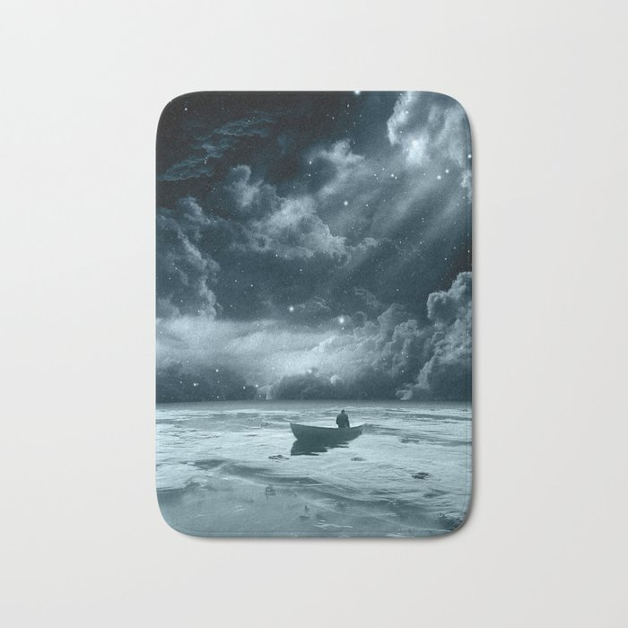 Without a Paddle Bath Mat