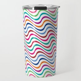 Rippling Colors Travel Mug