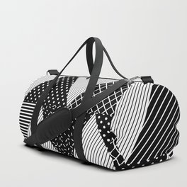 Neo Memphis Background 1 Duffle Bag