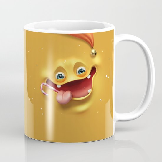 Christmas mad face Mug