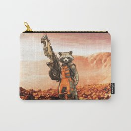 Rocket Raccoon Carry-All Pouch