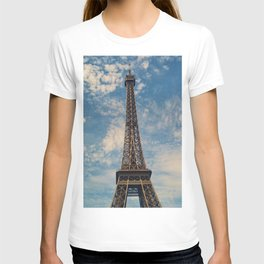 Eiffel Tower, Paris (Portrait) T-shirt