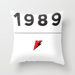 My Story Series (1989) Throw Pillow