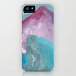 On the Surface III iPhone Case
