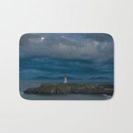 Twr Bach lighthouse 1 Bath Mat