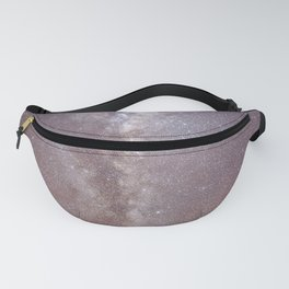 Milky Way  Galaxy | New Zealand Night Sky | Fanny Pack