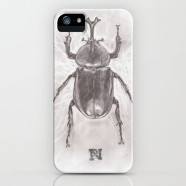 Carapace iPhone Case
