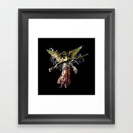 WAR ANGEL II Framed Art Print